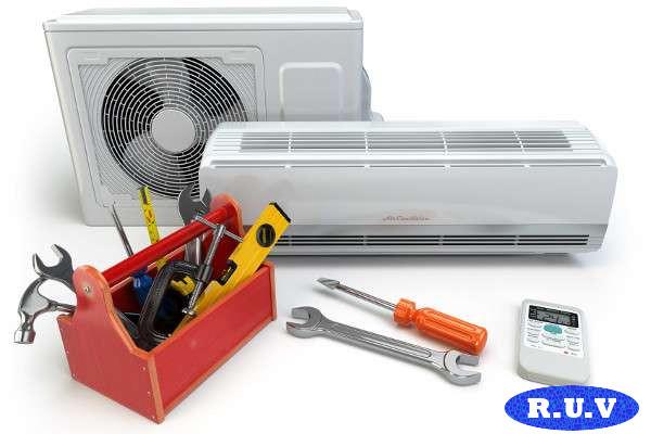 mantenimiento aires acondicionados manitas a domicilio