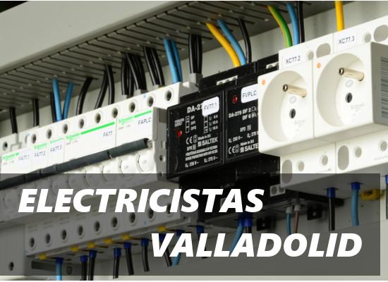 instalaciones electricistas valladolid